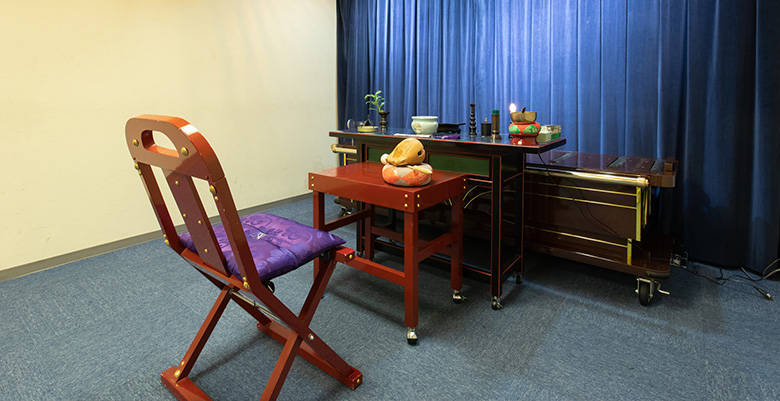 年中無休24時間利用可能な安置室を完備
