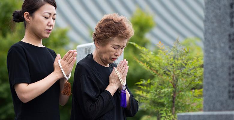 葬儀後の手続きまでトータルサポートいたします。